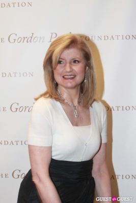 arianna huffington in The Gordon Parks Foundation Awards Dinner and Auction