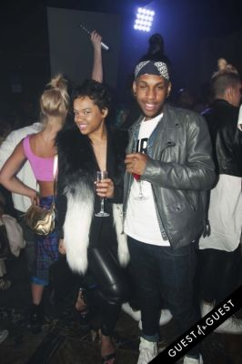 ariel charlotte-and-kyle-joseph in King Andre Birthday Bash