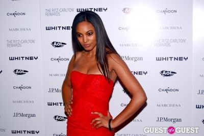 ariel meredith in Whitney 2011 Studio Party
