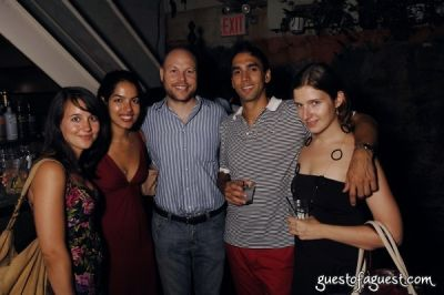 ariel sankar-bergmann in Grand re-opening of Monday Nights at Le Souk