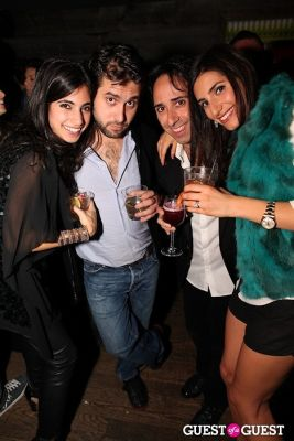 danielle dabah in Man Repeller's Birthday 2011