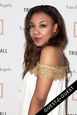 arielle patrick in NY Academy of Art's Tribeca Ball to Honor Peter Brant 2015