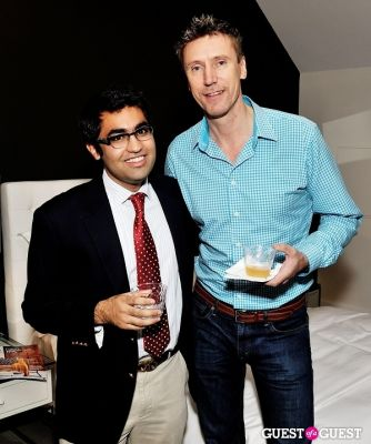 rainer shulze in Luxury Listings NYC launch party at Tui Lifestyle Showroom
