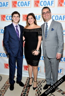 armen festekjian in COAF 12th Annual Holiday Gala