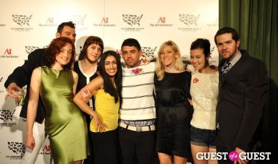 nicole renee in The Humane Society of the United States & The Art Institutes Sixth Annual Cool vs. Cruel Awards Ceremony