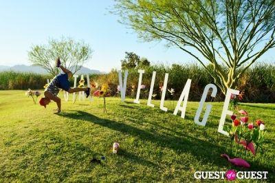 arturo vasquez in Coachella: Vestal Village Coachella Party 2014 (April 11-13)