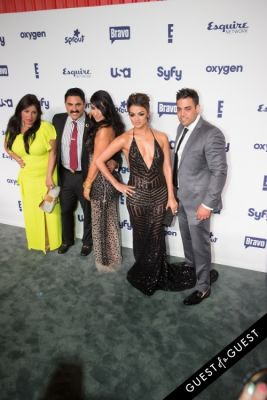 reza farahan in NBCUniversal Cable Entertainment Upfront
