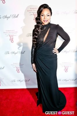 ashanti in Gabrielle's Angel Foundation Hosts Angel Ball 2012