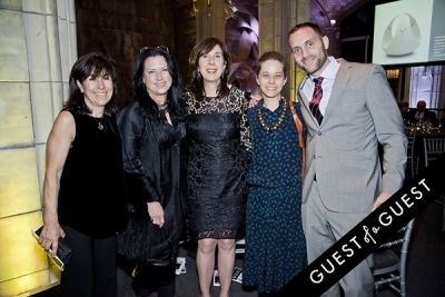 mary ellen-scherl in Young Friends of Bezalel After Party