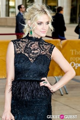 ashlee simpson in American Ballet Theatre's Spring Gala