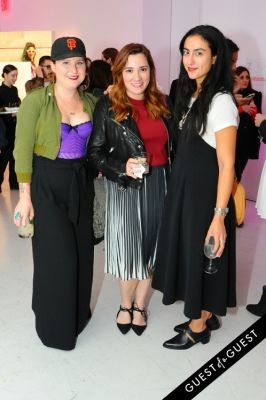 ashleigh ciucci in Refinery 29 Style Stalking Book Release Party