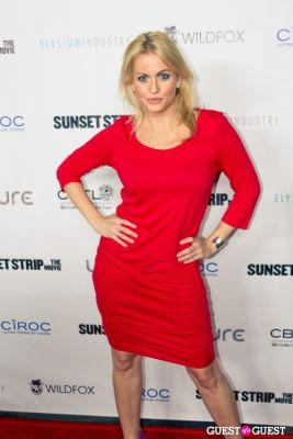 "ashleigh hubbard in ""Sunset Strip"" Premiere After Party @ Lure"