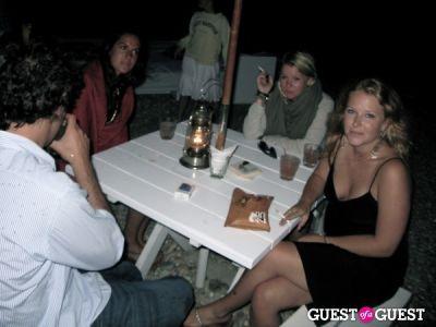 ashley abbott-clairmont in Blackwell Rum Celebrates At Navy Beach