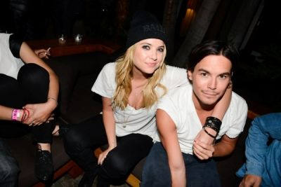 ashley benson in NYLON May Young Hollywood Issue Party 2013