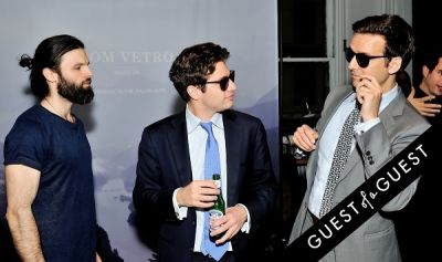 charlie rosenberg in Dom Vetro NYC Launch Party Hosted by Ernest Alexander