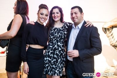 dimitris volakis in Celebrity Hairstylist Dusan Grante and Eve Monica's Birthday Soirée