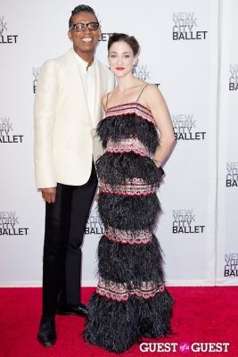 ashley bouder in New York City Ballet's Fall Gala