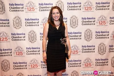 ashley chapman in Italy America CC 125th Anniversary Gala