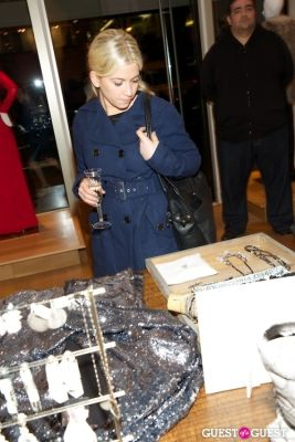 ashley chettum in Calypso St Barth Holiday Shopping Event With Mathias Kiwanuka