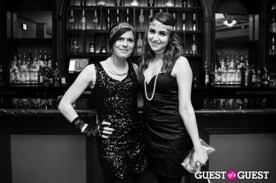 ashley fitzgerald in Great Gatsby Gala @ The Huxley