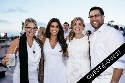 becky mcglensey in Walk With Sally's 8th Annual White Light White Night