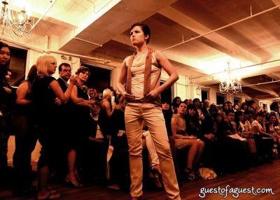 ashley kurose in Underground Fashion Show