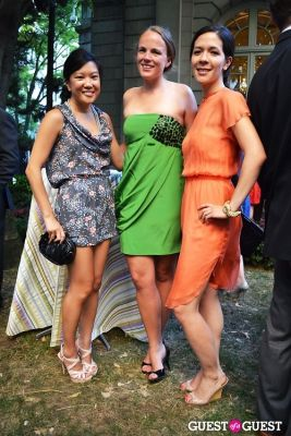 ashley ma in The Frick Collection's Summer Soiree
