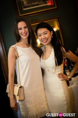 ashley mallinson in NYJL's 6th Annual Bags and Bubbles