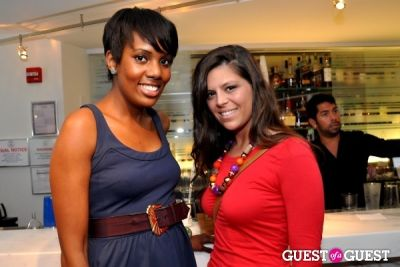catherine calabrese in Kelly Bensimon Book Party With Gilt City