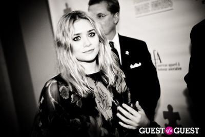 ashley olsen in AAFA 32nd Annual American Image Awards & Autism Speaks