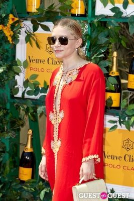 ashley olsen in Veuve Clicquot Polo Classic 2013