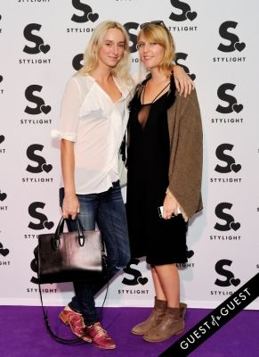 ashley ricketts in Stylight U.S. launch event