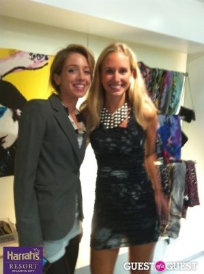 ashley simko in DVF store, FNO