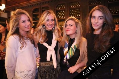 christie grimm in COINTREAU & GUEST OF A GUEST HOST AN END OF SUMMER SOIRÉE AT GEMMA