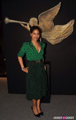 ashley sousa in Winter Antiques Show Young Collectors Night