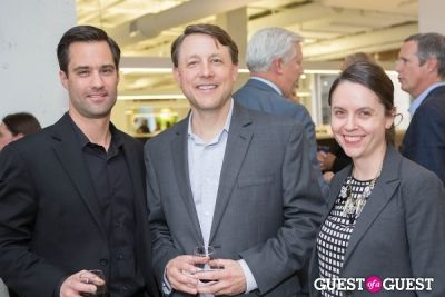 justin brechtel in Perkins+Will Fête Celebrating 18th Anniversary & New Space