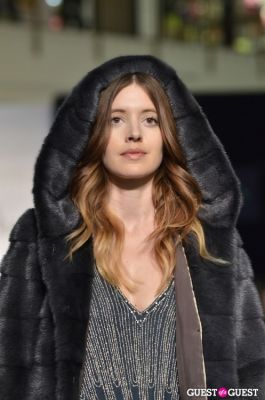 ashley thomas-turchin in ALL ACCESS: FASHION Intermix Fashion Show