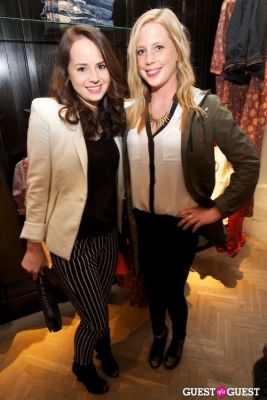 amy yobbi in Scotch & Soda Launch Party