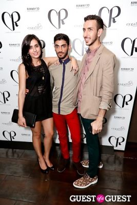 atessa barazandeh in Charlotte Ronson Spring 2013 After Party
