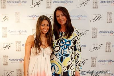 elisa georgiadis in New London Luxe and Operation Smile's Shop for the Cure I - Red Carpet