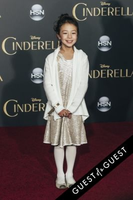 aubrey anderson-emmons in Premiere of Disney's