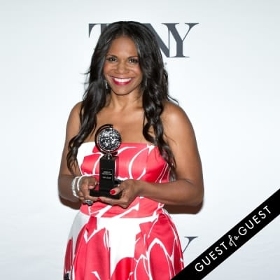 audra mcdonald in The Tony Awards 2014