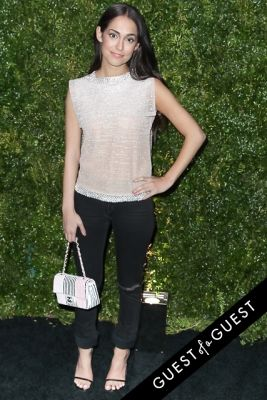 audrey gelman in Chanel's Tribeca Film Festival Artists Dinner