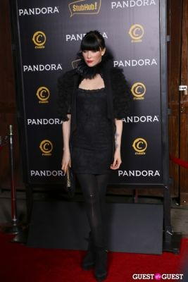 audrey napoleon in Pandora Hosts After-Party Featuring Adrian Lux on Music's Most Celebrated Night