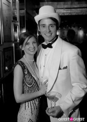 christian zeigler in Great Gatsby Gala
