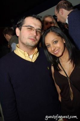 augie teodoro in Guest of a Guest / Williamson PR Paris Fashion Week Party
