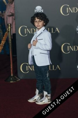 august maturo in Premiere of Disney's