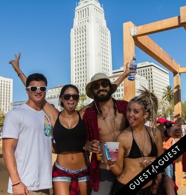 austen perry in Budweiser Made in America Music Festival 2014, Los Angeles, CA - Day 2
