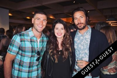 mark wystrach in Bonobos Guideshop LA Opening