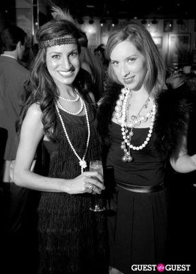 jess baca in Great Gatsby Gala